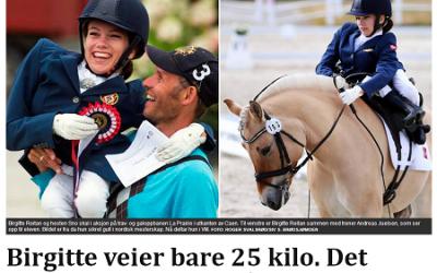 Marknadsføringsprisen 2014 til Birgitte og Sno