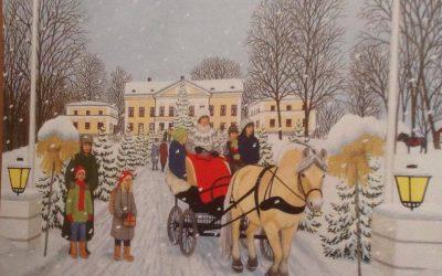 God jul og godt nytt fjordhestår!
