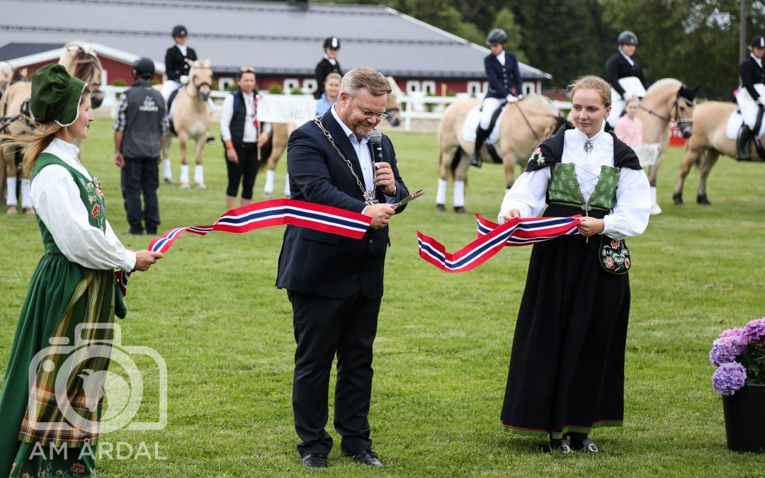 NM Fjordhest 2017 er åpnet