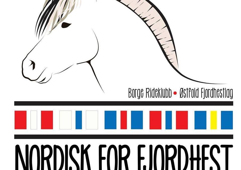 Klart for opning av Nordisk Meisterskap for fjordhest 2017