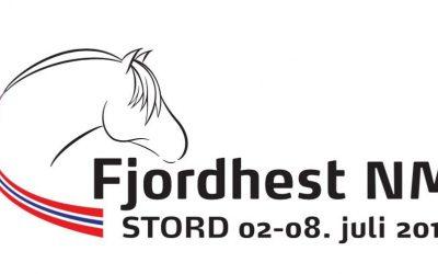 Fjordhest-NM 2018