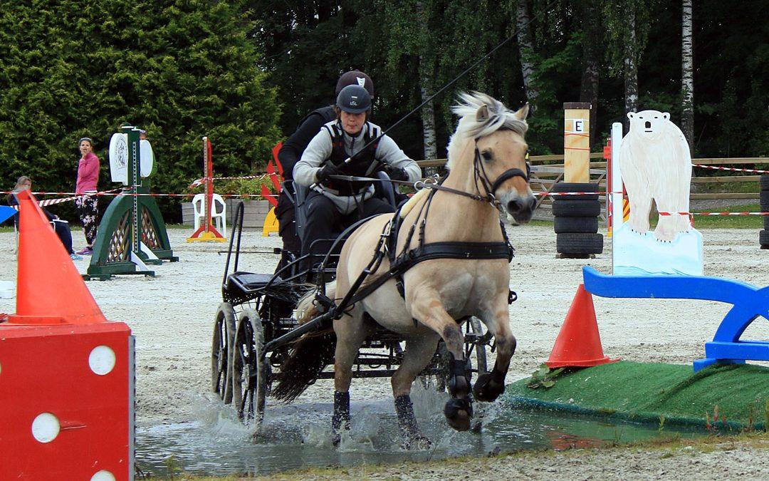 Kristiansand og Søgne rideklubb vert arrangør for NM 2021